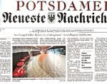 Underground Potsdamer Nachrichten