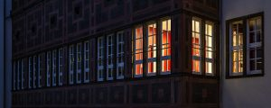 Rotes Fenster 1