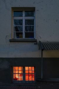 Rotes Fenster 2