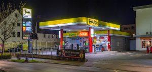 Tankstelle 2